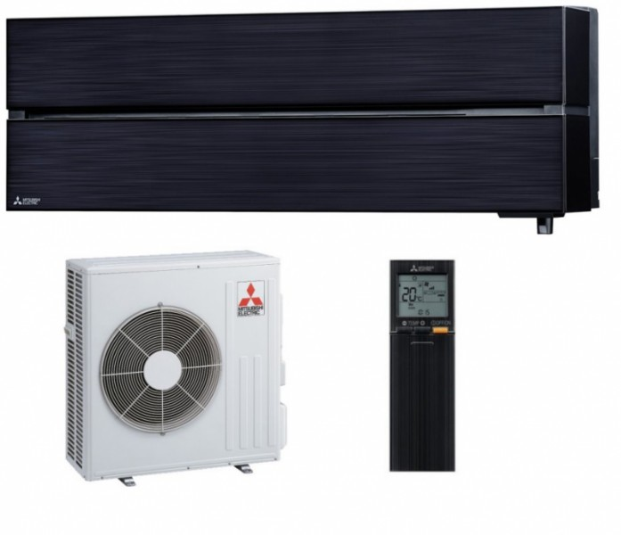 MITSUBISHI ELECTRIC MSZ-EF25VE3B/MUZ-EF25VE (black)